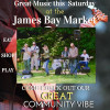 Don't miss the James Bay Community Market this Saturday – August 5th