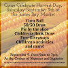 Come Celebrate Harvest Day at the James Bay Community Market on September 9th!