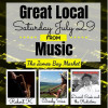 The James Bay Community Market – the place to be this Saturday – July 29th!